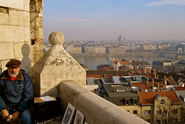 Painter and Budapest